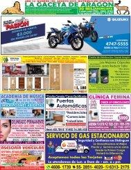 Gaceta de Aragon Agosto 2019