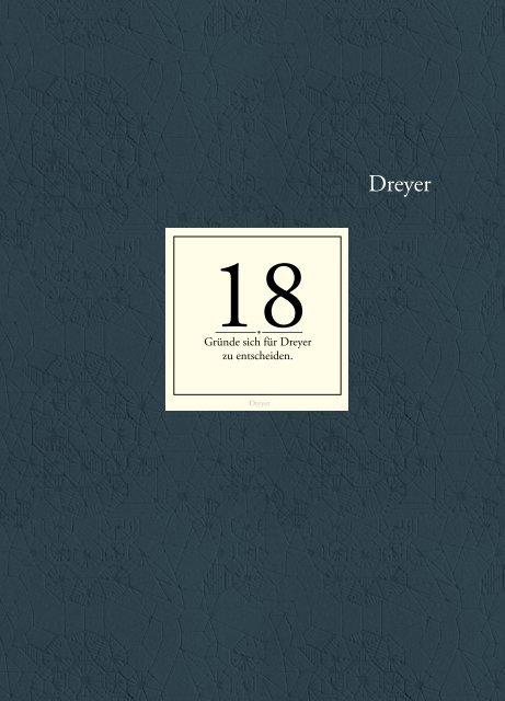 18 Gründe für Dreyer