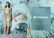 RICH&ROYAL SPRING-SUMMER 2020