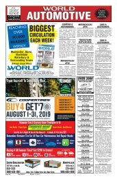 World Automotive & Outdoors 08-14-19