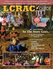 LCRAC Guide Session I & II 2019