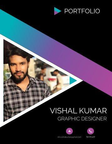PORTFOLIO Vishal Kumar