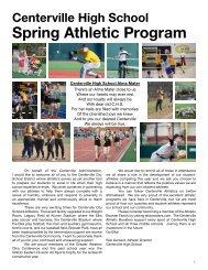 2017-2018 Spring Program