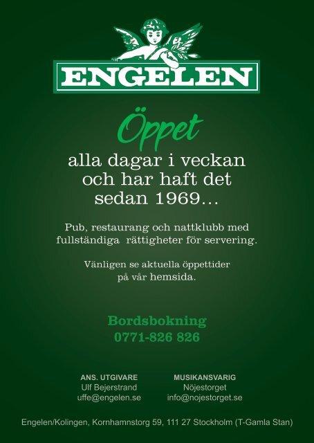 Engelen Pocketguide #3 2019