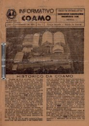 Informativo Coamo - Novembro de 1974
