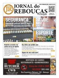 Jornal do Rebouças - Edição 55 - Agosto/2019