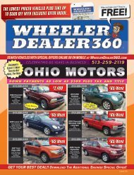 Wheeler Dealer 360 Issue 33, 2019