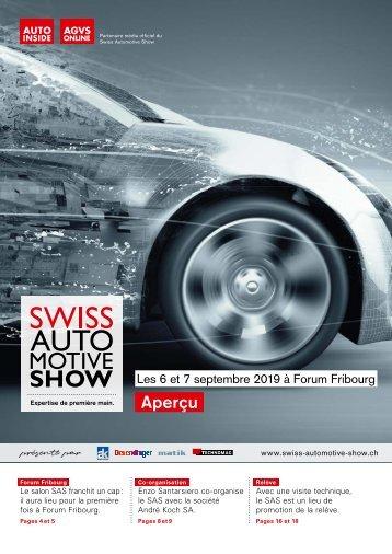 Aperçu Swiss Automotive Show 2019