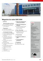 Magazine du salon Swiss Automotive Show 2019 - Page 5