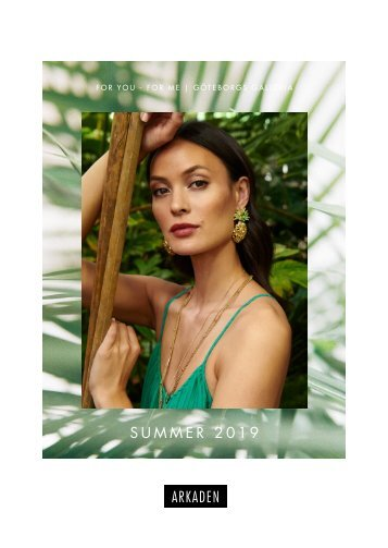 Lookbook SUMMER 2019