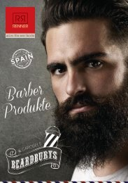 Beardburys Broschüre