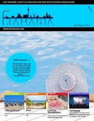 Framania Magazin Juli 2019