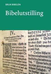 Bruk Bibelen: Bibelutstilling