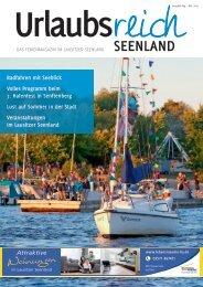 Urlaubsreich Seenland August 2019