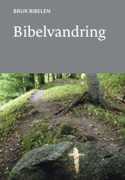 Bruk Bibelen: Bibelvandring