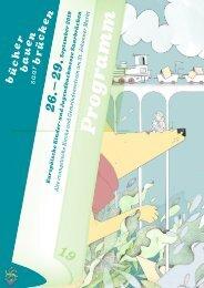 Programm der europäischen Kinder- und Jugendbuchmesse 2019