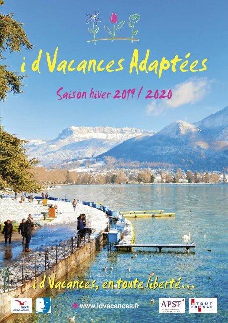 Catalogue Hiver 2019-2020 IDVA