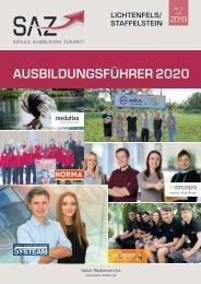 Ausbildungsführer Lichtenfels 2020