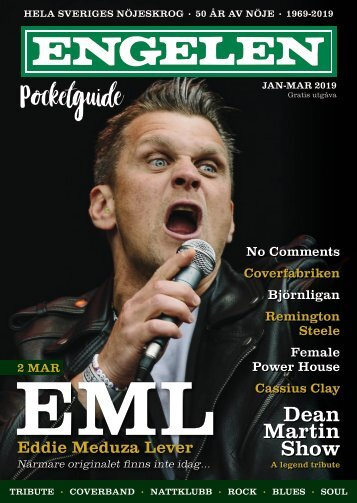 Engelen Pocketguide #1 2019