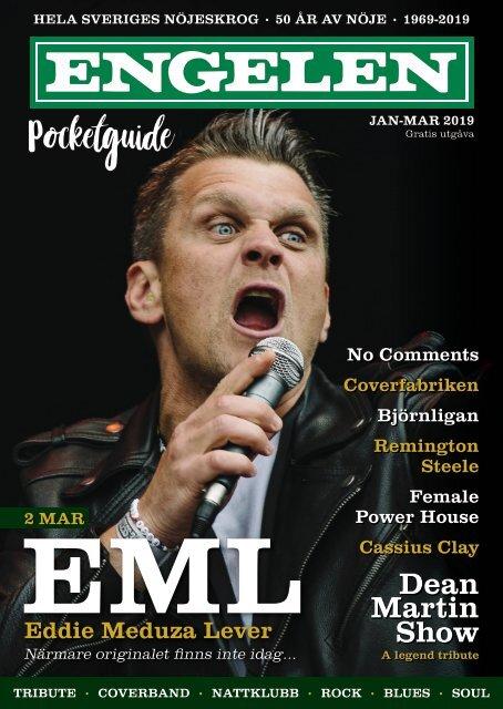 Engelen Pocketguide #1 2019