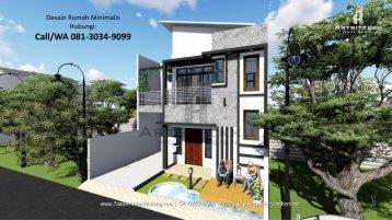 PROMO | CALL/WA 0813-3034-9099 | Desain Rumah Modern