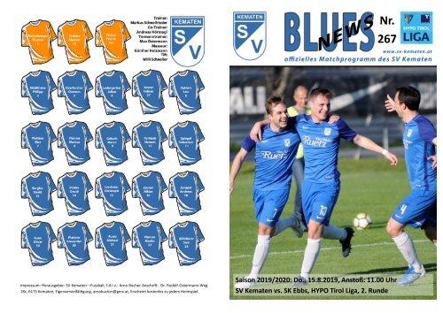 Blues News 267