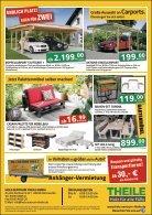 Samstagskracher bei Holz Theile in Elsterwerda - 10% Rabatt auf alle Einkäufe - Seite 4