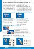 BRADY Kennzeichnung im Laborbereich - HTE - Page 4