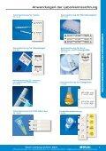 BRADY Kennzeichnung im Laborbereich - HTE - Page 5