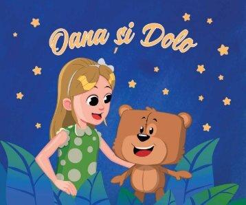 Carte personalizata pentru copii - TusiDolo.ro