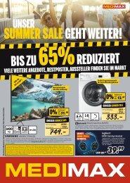 Medimax Lichtenau - 17.08.2019
