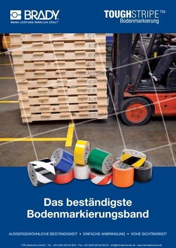 BRADY Bodenmarkierungen - HTE