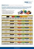 BRADY Bodenmarkierungen - HTE - Page 3