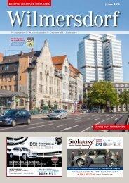 Gazette Wilmersdorf Januar 2016