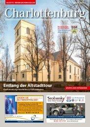 Gazette Charlottenburg Januar 2016
