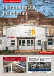 Gazette Schöneberg & Friedenau Januar 2016