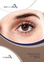 Glaucoma Sensor DEMO DE