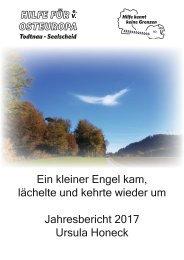 Hilfe für Osteuropa e.V. - Jahresbericht 2017