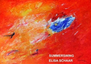 ELISA SCHAAR ART - SUMMERSWING