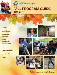 2019 Fall Program Guide