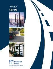 Mulholland Catalog 2019