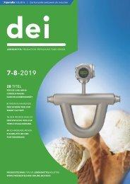 dei – Prozesstechnik für die Lebensmittelindustrie 08.2019