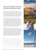 Luxury Expedition Cruising 2020-2021 - Page 6