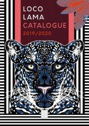 LocoLama Catalogue 2019 2020