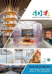 SDEA Retail Display Directory 2019/2020