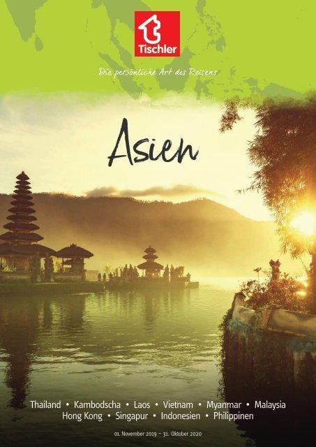 Tischler Reisen - Asien 2019-20