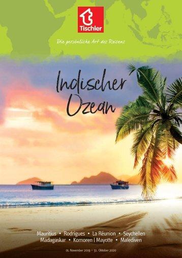 Tischler Reisen - Indischer Ozean 2019-20