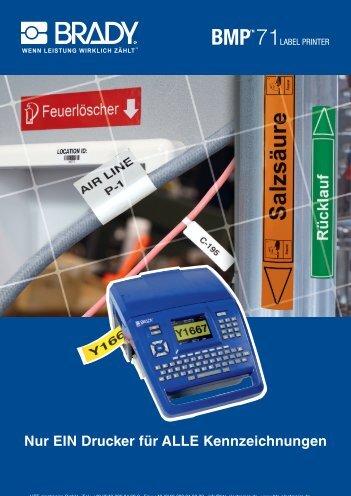 Leitungs- und Kabelmarkierung - HTE