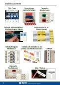 Leitungs- und Kabelmarkierung - HTE - Page 6