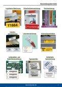 Leitungs- und Kabelmarkierung - HTE - Page 7